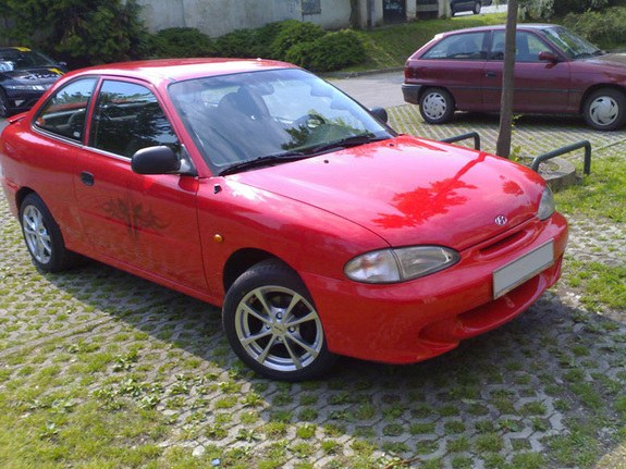 Another cyberphere 1996 Hyundai Excel post... - 8794434