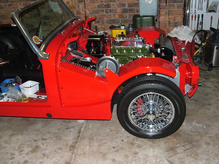 Another Spritemark 1966 Austin-Healey Sprite post... - 8794906