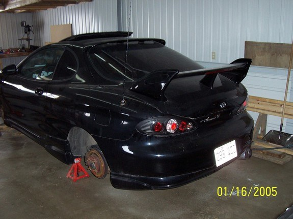 Another Wittys22 1999 Hyundai Tiburon post... - 9701938