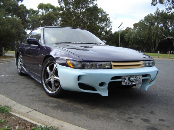 Another Boo_Dah 1989 Nissan Silvia post... - 8800985