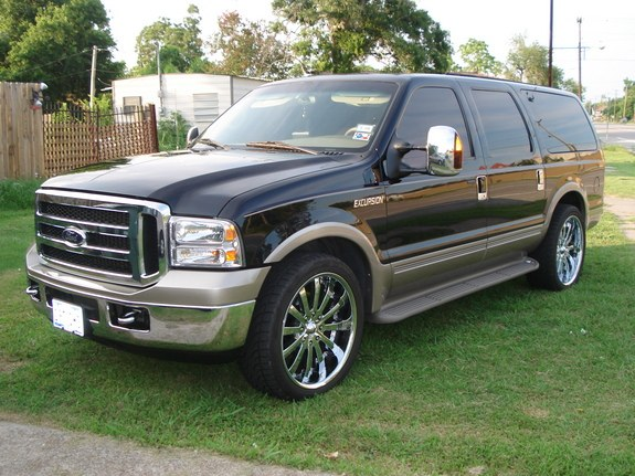 RABBASS Ford Excursion Specs Photos Modification Info At - 2002 excursion
