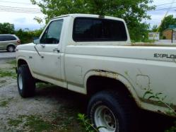 LeviHs 1985 Ford F150 Regular Cab