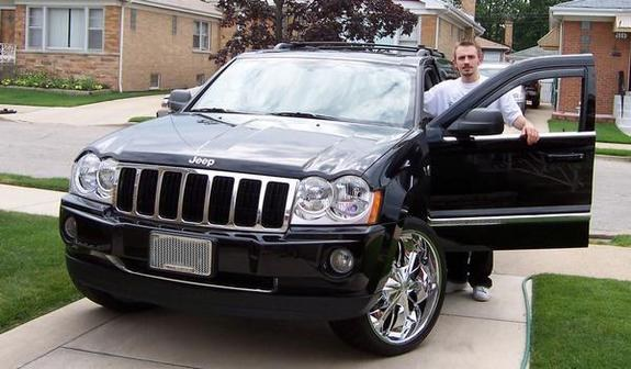 g_patryk's 2005 Jeep Grand Cherokee