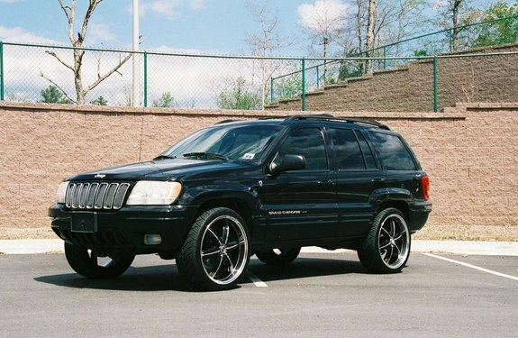 xblackjeepx 2001 jeep grand cherokee specs photos. Black Bedroom Furniture Sets. Home Design Ideas