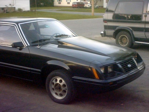Another cobrae 1983 Ford Mustang post... - 8804529