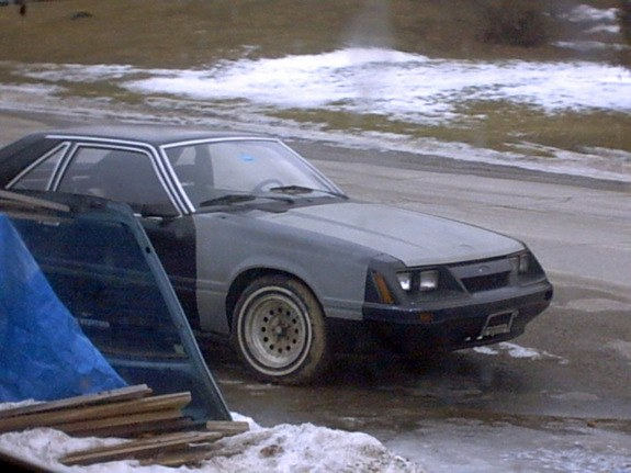 Another cobrae 1983 Ford Mustang post... - 8804530