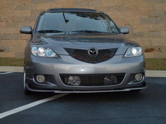 Another markSPEED 2004 Mazda MAZDA3 post... - 8806158