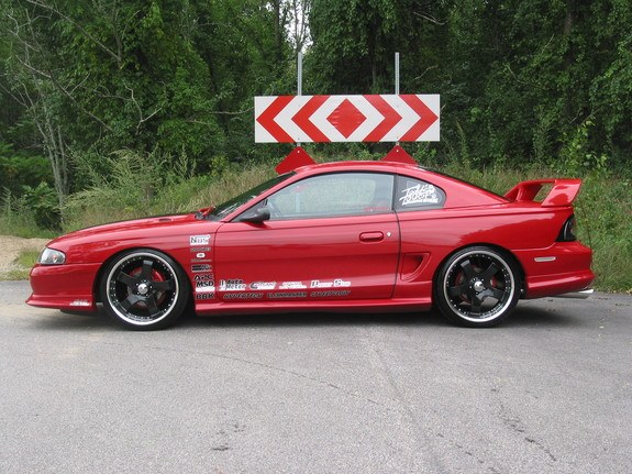 Another TUKN20SS 1995 Ford Mustang post... - 8805830