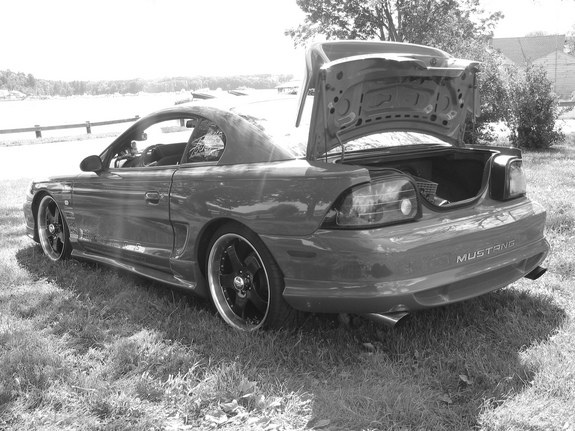 Another TUKN20SS 1995 Ford Mustang post... - 8805838