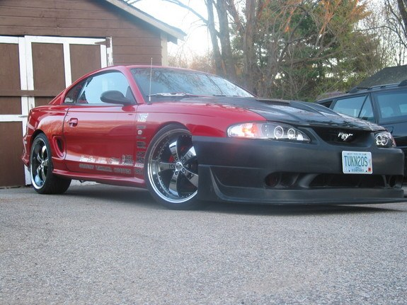Another TUKN20SS 1995 Ford Mustang post... - 8805839