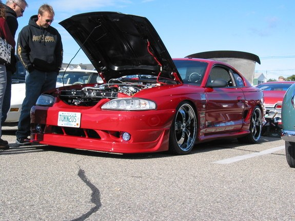 TUKN20SS 1995 Ford Mustang