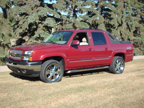 Another Deroch 2006 Chevrolet Avalanche post... - 8806622