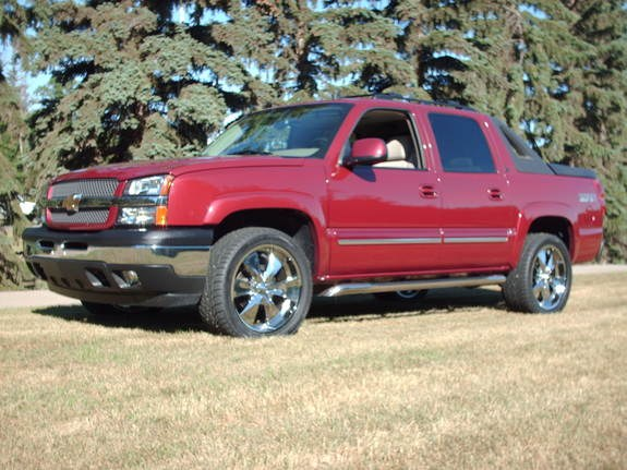 deroch 2006 chevrolet avalanche specs photos modification info at cardomain. Black Bedroom Furniture Sets. Home Design Ideas