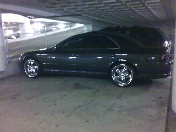 Another Bhall14 2002 Lincoln LS post... - 8806985