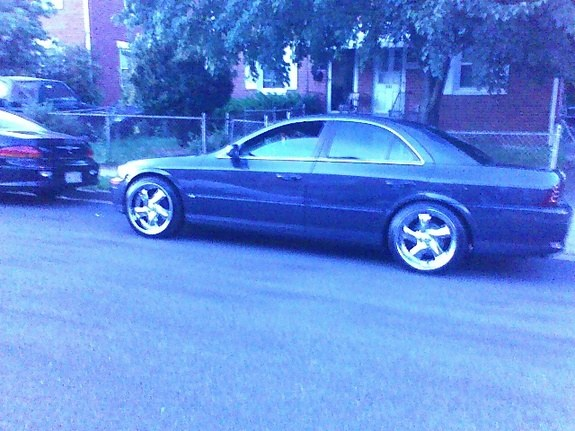Another Bhall14 2002 Lincoln LS post... - 8806988