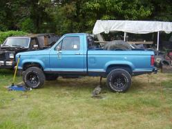 Fastranger302s 1984 Ford Ranger Regular Cab