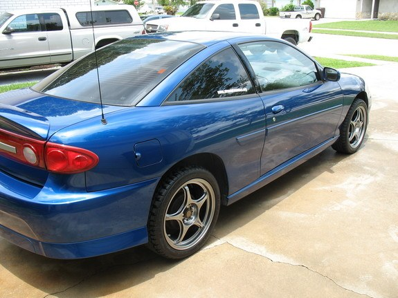 Another 03lssportblue 2003 Chevrolet Cavalier post... - 8808207