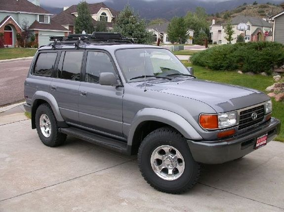 jeff in co 1996 toyota land cruiser specs photos. Black Bedroom Furniture Sets. Home Design Ideas