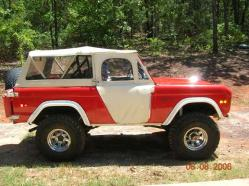 ross-wise 1973 Ford Bronco