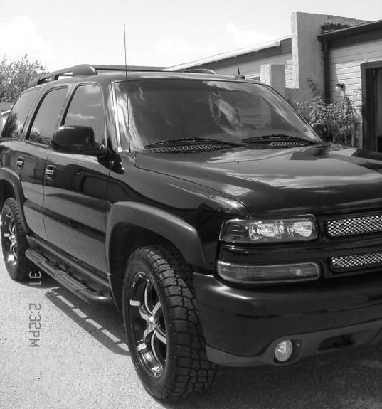 101679 2003 Chevrolet Tahoe Specs, Photos, Modification