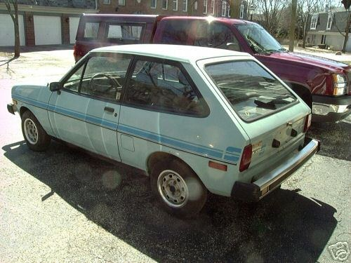 chaddsmith 1980 ford fiesta specs photos modification. Black Bedroom Furniture Sets. Home Design Ideas