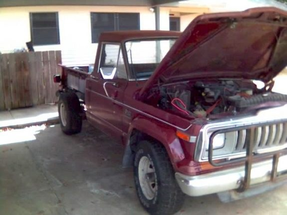 Another sparky81879 1982 Jeep J10 Honcho post... - 8811128