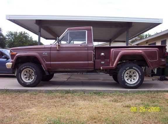 Another sparky81879 1982 Jeep J10 Honcho post... - 8811129