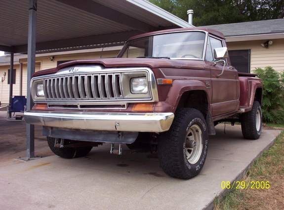 Another sparky81879 1982 Jeep J10 Honcho post... - 8811130