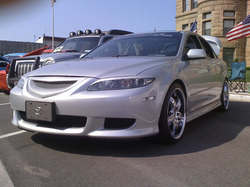 wkrogerss 2005 Mazda MAZDA6