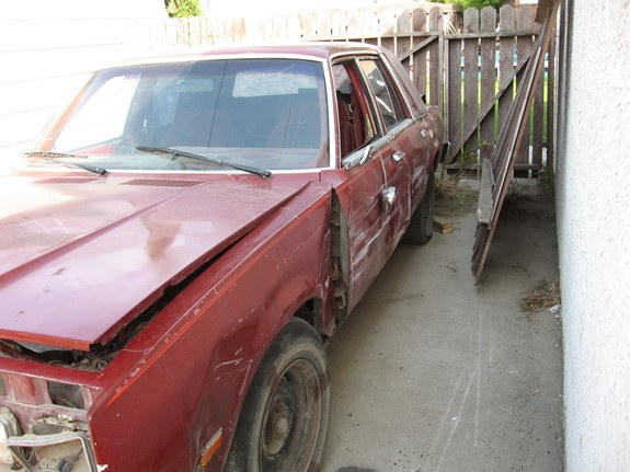 Another 19NeWyOrKeR82 1985 Chrysler Fifth Ave post... - 8836174