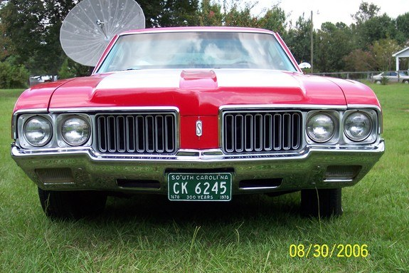 Islander803 1970 Oldsmobile Cutlass 8814453
