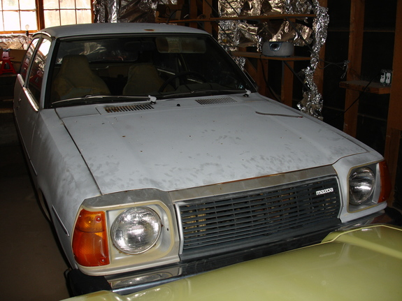 Another wavers1 1977 Mazda GLC post... - 8813542