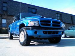 10secondSapphire 2001 Dodge Dakota Quad Cab