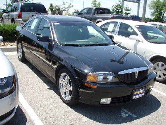 Another pga2b 2002 Lincoln LS post... - 9212069