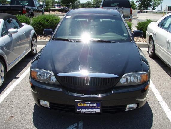 Another pga2b 2002 Lincoln LS post... - 9212070