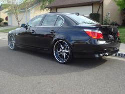 wheelzpluss 2006 BMW 5 Series