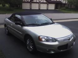 Kit-Foxs 2002 Chrysler Sebring