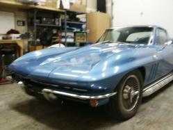 7nova1s 1965 Chevrolet Corvette