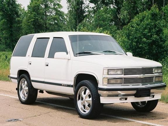 Another SouthernMischief 1995 Chevrolet Tahoe post... - 8820082
