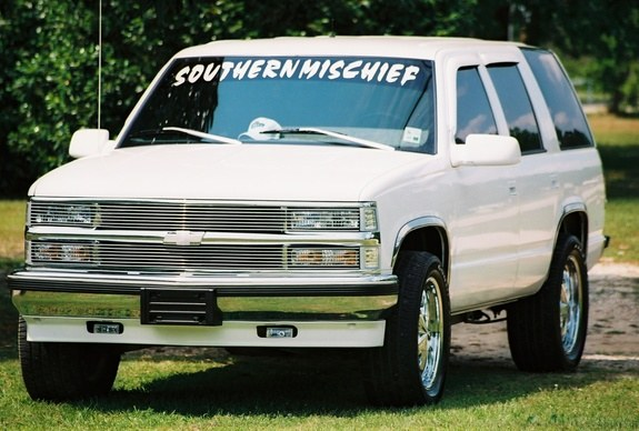 Another SouthernMischief 1995 Chevrolet Tahoe post... - 8820096