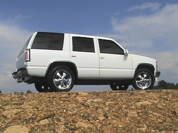 Another SouthernMischief 1995 Chevrolet Tahoe post... - 8820099