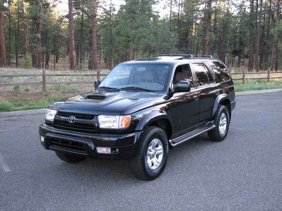 benzfanatik 2001 toyota 4runner specs photos. Black Bedroom Furniture Sets. Home Design Ideas