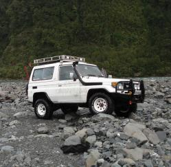 kiwicruisers 1988 Toyota Land Cruiser