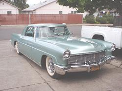 MisterMarkIIs 1956 Lincoln Continental