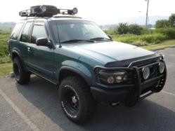 XSport4x4 1998 Ford Explorer Sport