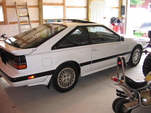 Another brents12 1987 Nissan 200SX post... - 8822511