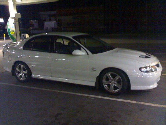 Another T_Kiwi 2001 Holden Commodore post... - 8822563