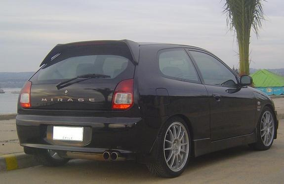 Another Clmejias 2002 Mitsubishi Colt post... - 9063997