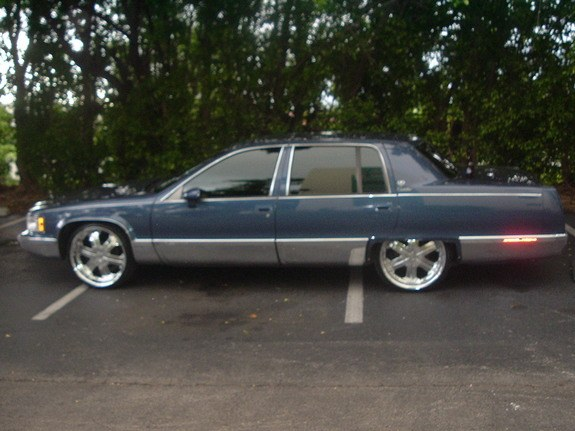 fatboy48 1994 cadillac fleetwood specs photos modification info at. Cars Review. Best American Auto & Cars Review