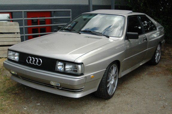 Another 53PowerWagon 1983 Audi Coupe post... - 8826476